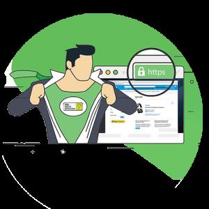 فروش گواهی امنیت سایت HTTPS SSL